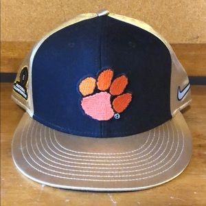 Clemson University National Champions Nike Hat